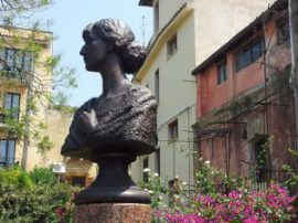 Русские места на Сицилии. Два памятника.