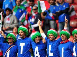 Футбол – спорт №1 в Италии